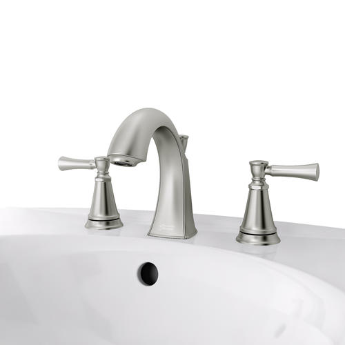 American Standard Chancellor Two Handle 8 Widespread Bathroom Faucet At Menards