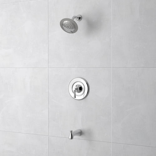 American Standard Chancellor 3 Spray Tub Shower Faucet At