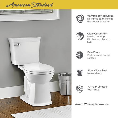 Terrific American Standard Astute Vormax 2 Piece Tall Elongated Uwap Interior Chair Design Uwaporg
