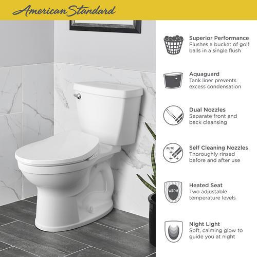 Cool American Standard Aquawash 2 0 Bidet Seat With Titan Tall Ibusinesslaw Wood Chair Design Ideas Ibusinesslaworg