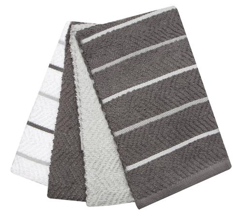 Kitchen Towels - 4 Count/Assorted at Menards®