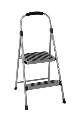 Sensational Cosco Type Ii Two Step Steel Step Stool 225 Lb Max At Menards Creativecarmelina Interior Chair Design Creativecarmelinacom