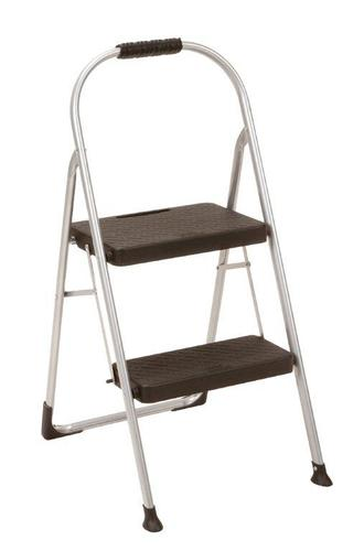 Fine Worlds Greatest 2 Step Steel Step Stool 225 Lb Max At Pdpeps Interior Chair Design Pdpepsorg