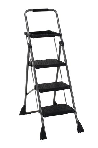 Fine Worlds Greatest Tri Step Step Stool With 5 Handgrip 225 Cjindustries Chair Design For Home Cjindustriesco