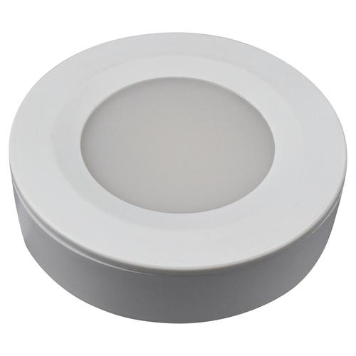 Patriot Lighting 174 Integrated Led White Plug In Puck Light