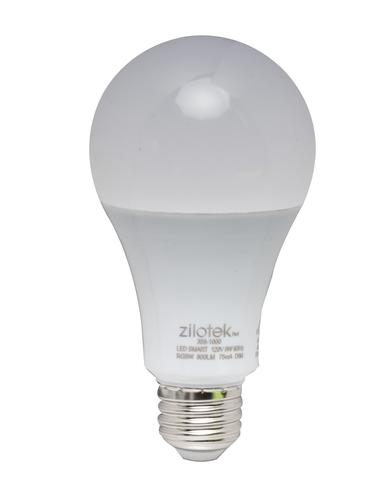 Zilotek™ 60W Equivalent Color-Selectable Dimmable LED Light Bulb