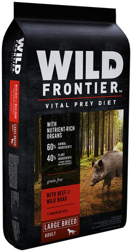 Wild Frontier™ by Nutro™ with Beef & Wild Boar Large Breed
