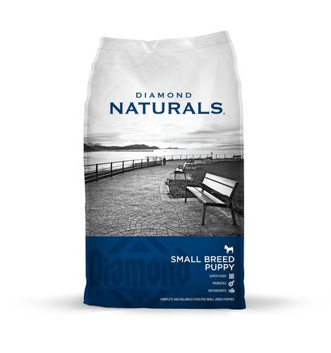Diamond Naturals Small Breed Puppy Food 40 Lb At Menards