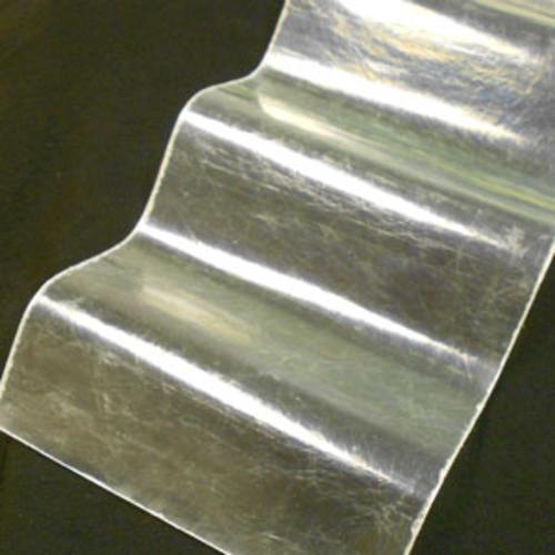 FiberLite Corrugated Fiberglass Patio Panel at Menards®