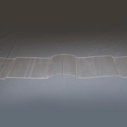 Polycarbonate Ridge Cap - 10' 6