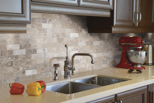 Ellis Fisher Sienna Travertine Brick