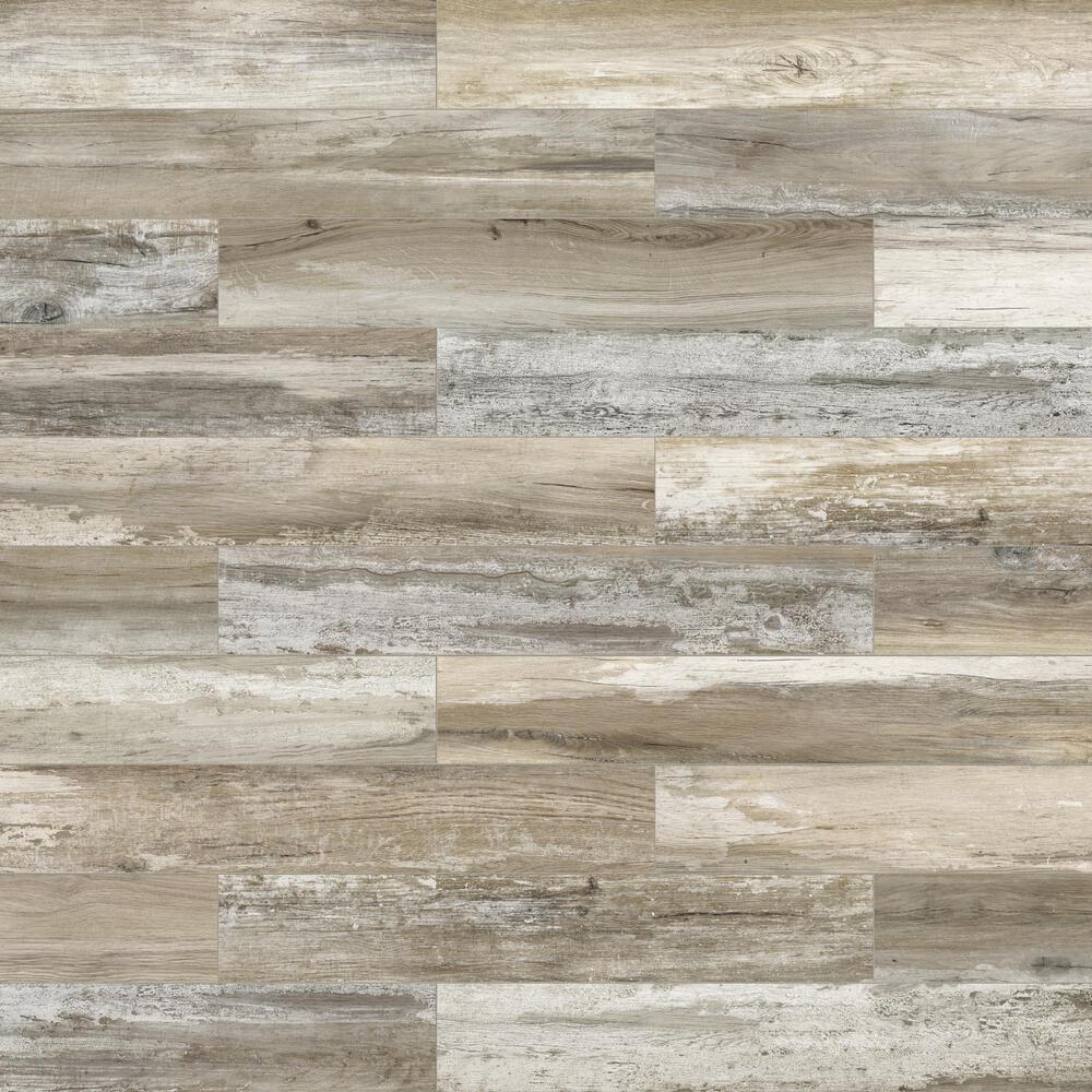 Fisher Reclaimed 6 X 36 Porcelain Floor
