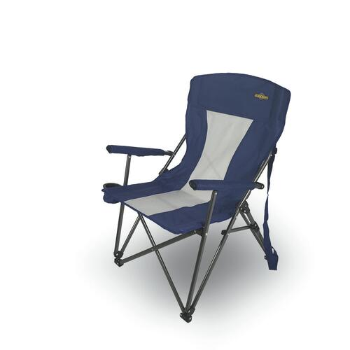 Guidesman 174 Hard Arm Quad Patio Chair Assorted Colors At