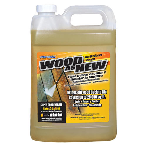 Apache 1 5 Super Concentrate Wood As New Pressure Washer Cleaner 1