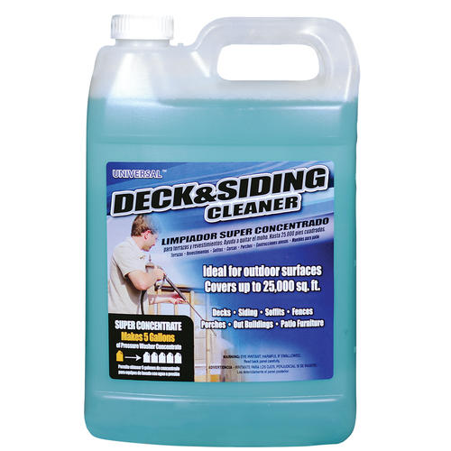 Apache 1 5 Super Concentrate Deck Siding Pressure Washer Cleaner