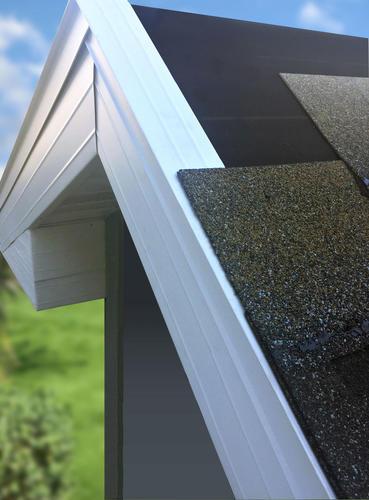 12 Aluminum Style D Roof Edging At Menards 174