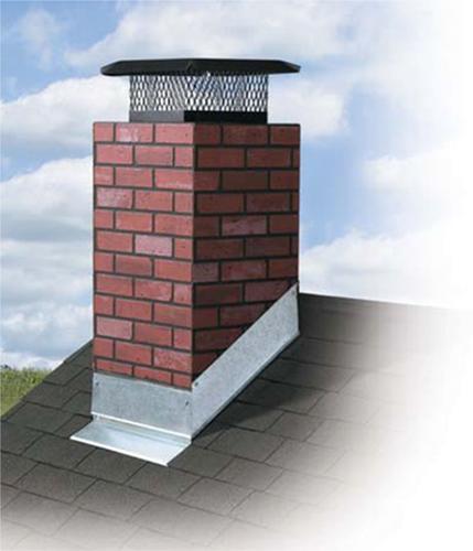 Steel Chimney Flashing Kit At Menards 174