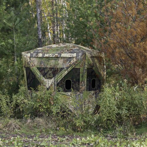 Barronett Blinds Big Cat 350 Bloodtrail Camo  Pop Up Ground Hunting Blind