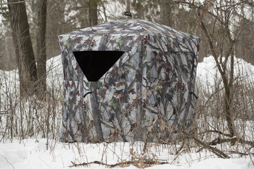 Barronett Blinds Radar Hub Style Ground Blind At Menards 174