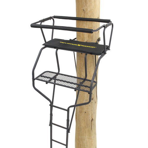 Rivers Edge 18 2 Person Ladder Treestand At Menards