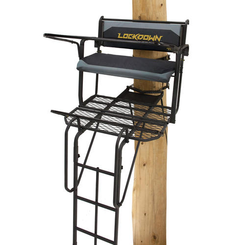 Rivers Edge 174 Lockdown 21 2 Person Ladder Treestand At