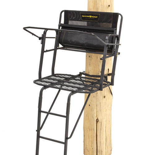 Rivers Edge 174 Lockdown 18 2 Person Ladder Treestand At
