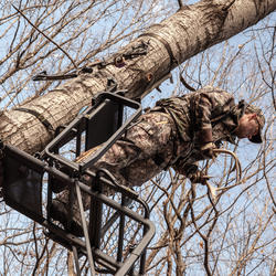 Rivers Edge 174 Lockdown 21 1 Person Ladder Treestand At