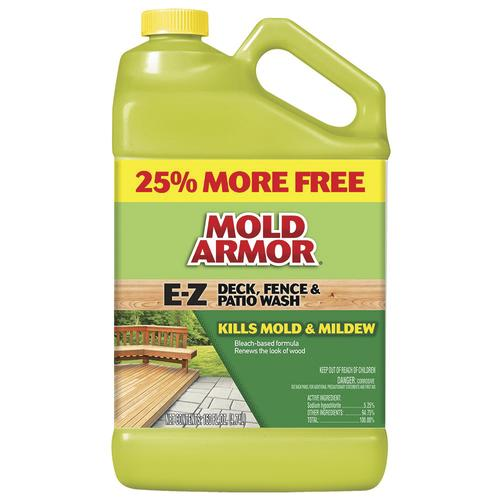 Mold Armor E Z Deck & Fence Wash 160 fl oz at Menards
