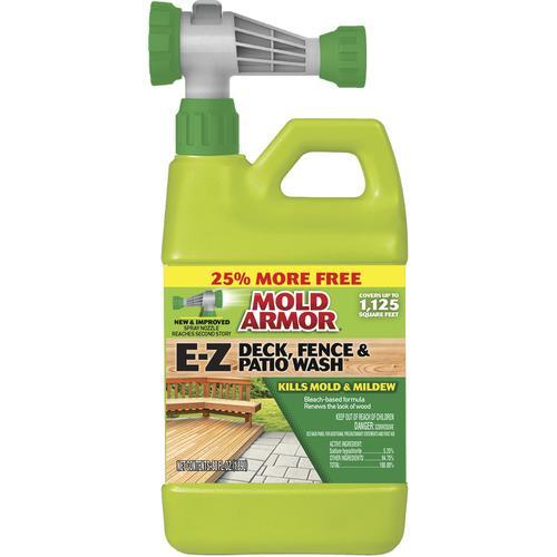 Mold Armor E Z Deck Fence and Patio Wash Hose End Sprayer 80 oz