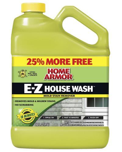 Home armor e z house wash 160 fl oz at menards malvernweather Choice Image