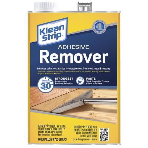 Klean Strip Adhesive Remover At Menards