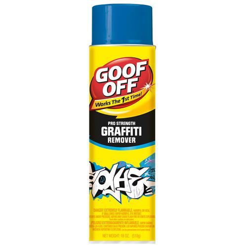 Goof Off Pro Strength Graffiti Remover At Menards