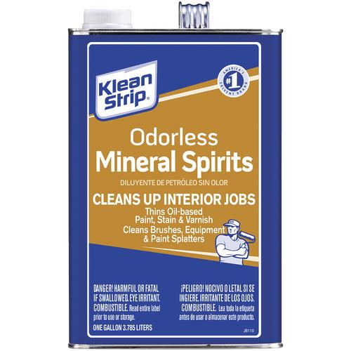 Klean Strip® Odorless Mineral Spirits 1 Gallon at Menards®