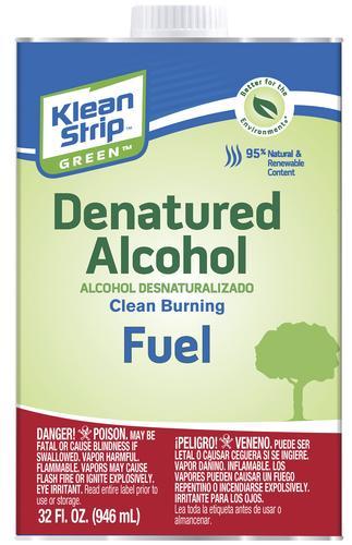 Klean Strip® Green Denatured Alcohol at Menards®