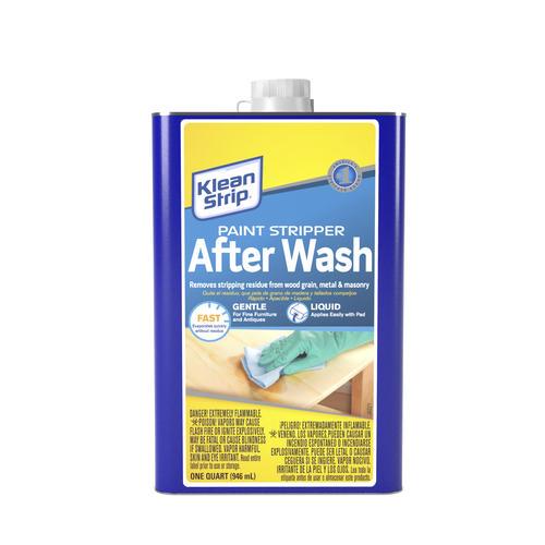Klean Strip Paint Stripper After Wash At Menards