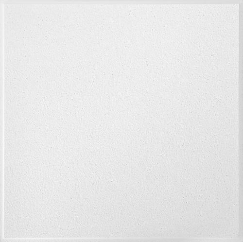 "Directional Textured 2 x 2/' Square Edge Ceiling Panel /""Carton Of 16/"""