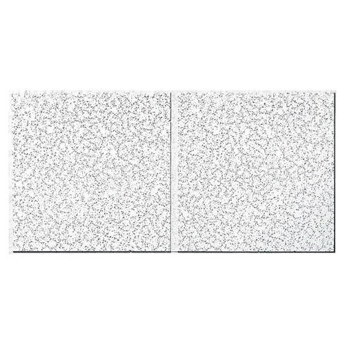 Armstrong Cortega Second Look II X Angled Tegular Drop - 2x4 ceiling tiles that look like 2x2