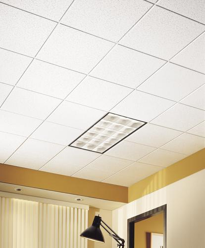 Textured Tegular Drop Ceiling Panel