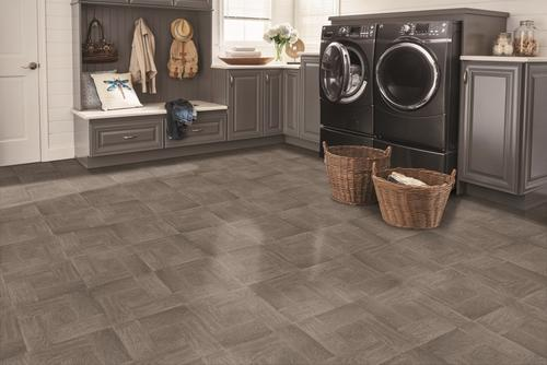 Armstrong Flooring Pinwheel 12 X 12 Self Adhesive Vinyl Tile At
