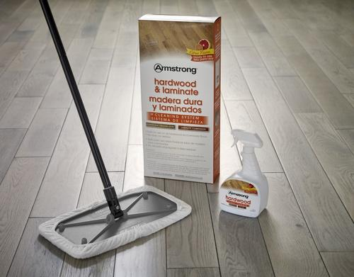 Armstrong 174 Flooring Hardwood Amp Laminate Cleaning Kit At