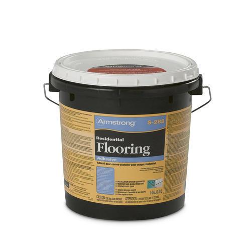 Nice Armstrong® S 288 Premium Vinyl Flooring Adhesive   1 Quart At Menards®