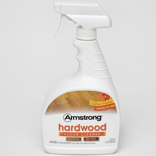 Armstrong® Flooring S-908 Hardwood/Laminate Floor Cleaner - 32 ounce