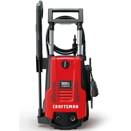 Craftsman 1800 Psi 1 2 Gpm 13 Amp Corded Electric Pressure Washer At Menards
