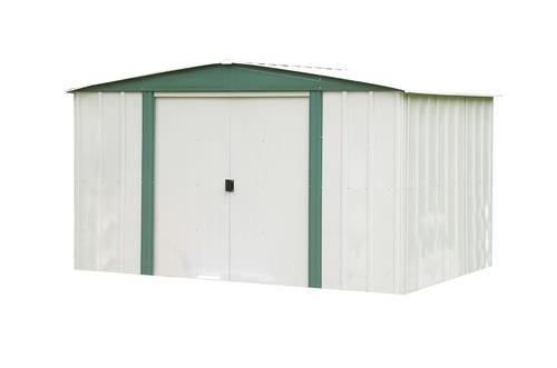 arrow hamlet 10 x 8 steel shed at menards - Garden Sheds Kits Menards