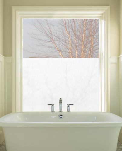privacy for bathroom window over tub decorative window.htm artscape   24 w x 36 h etched glass privacy control window film at  artscape   24 w x 36 h etched glass