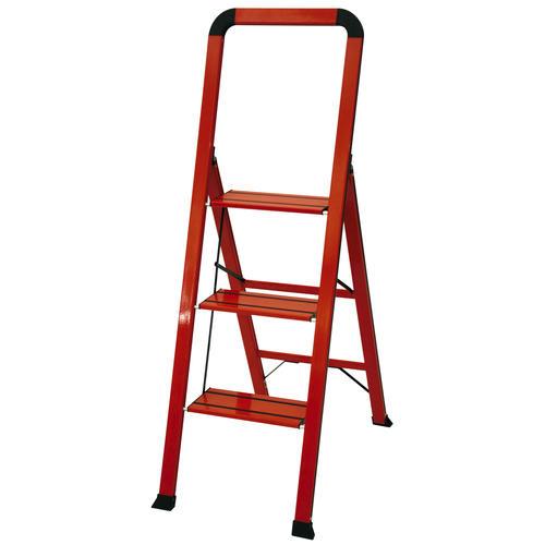 Incredible Ascent Designer Series Type Ii Slim Aluminum Red 3 Step Unemploymentrelief Wooden Chair Designs For Living Room Unemploymentrelieforg
