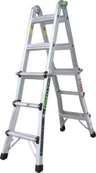 Deals on Ascent 13-ft Aluminum Type 1A Mighty Multi Multi-Position Ladder