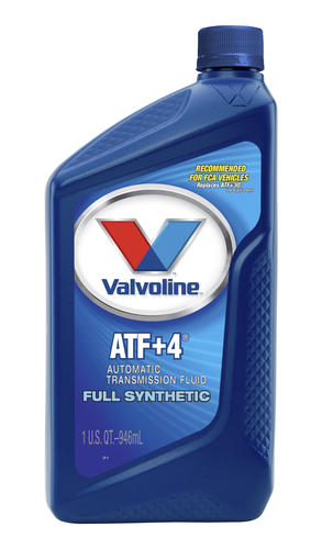 Valvoline® ATF+4® Automatic Transmission Fluid - 1 Quart at Menards®