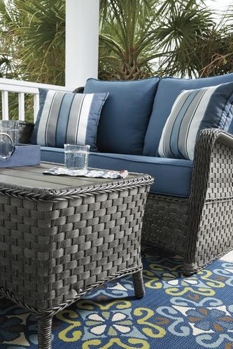 Signature Design By Ashley Abbots Court Collection 2 Piece Seating