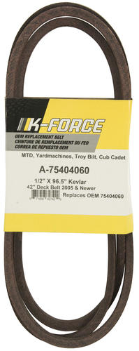 K-Force Kevlar Replacement Deck Belt at Menards®